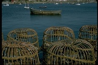 Indigineous people--crab pots