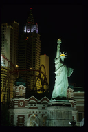 Statue of Liberty at the New York New York Hotel