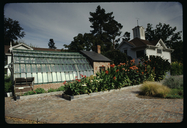 Luther Burbank home, gardens, and greenhouse