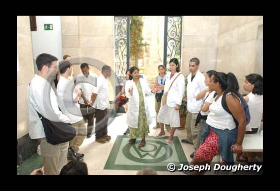 CalPhotos: University of Michigan Medical School students