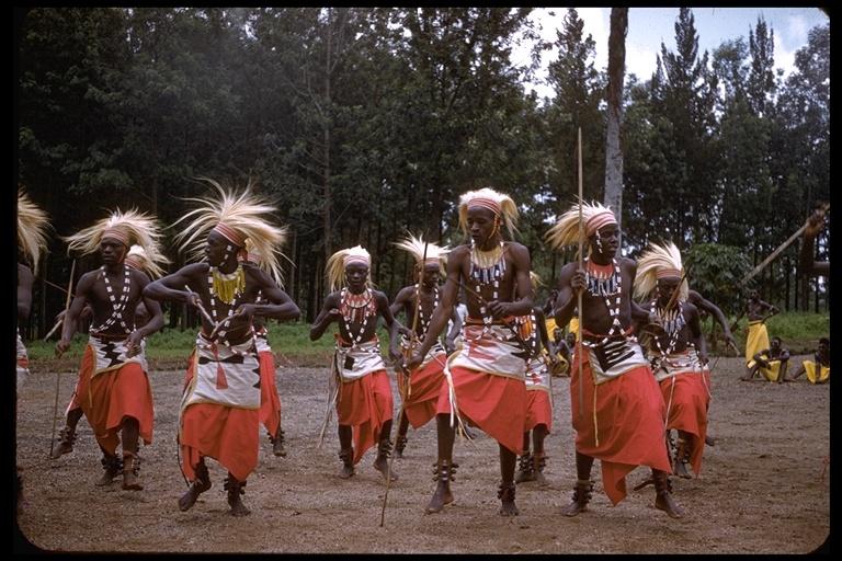 Watusi Tribe